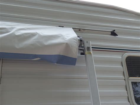 rv awning instructions a e awning fabric replacement my stoopid stuff