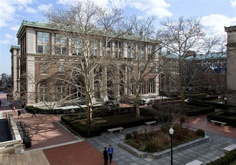 Columbia Engineering Mba Programs by New Study Architecture Students Clock The Hours