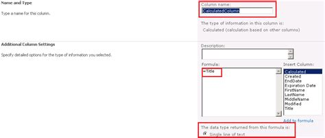 start workflow programmatically sharepoint 2010 create a calculated field using visual studio 2010 in