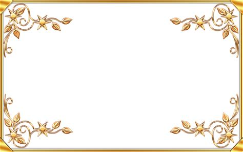golden pattern png gold frame by gautamdas1992 on deviantart