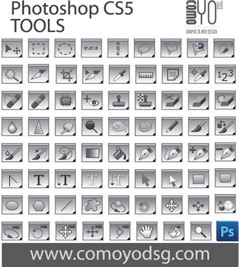 eps format adobe photoshop photoshop cs5 tool collection free vector in encapsulated