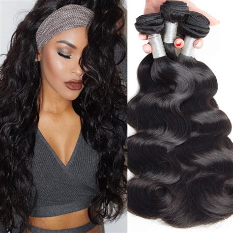 weave hairstyles braziluan body wave hair best brazilian virgin hair body wave 4 bundles brazilian
