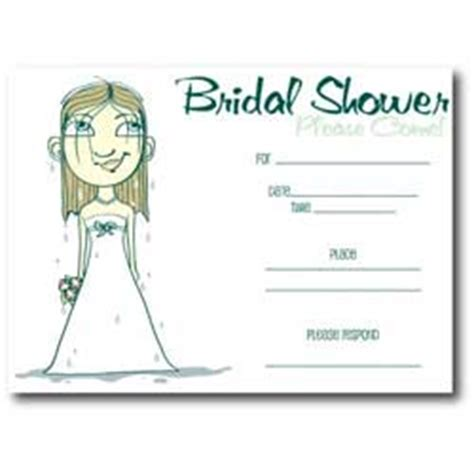 Bridal Shower Invitations Sending Bridal Shower