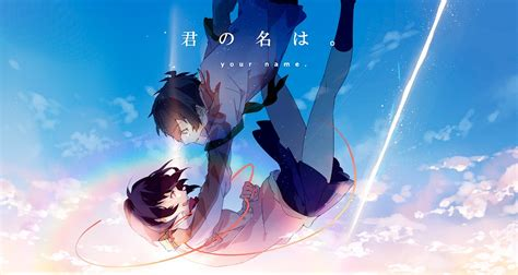 Anime Your Name by Your Name Es El Anime M 225 S Taquillero De La Historia