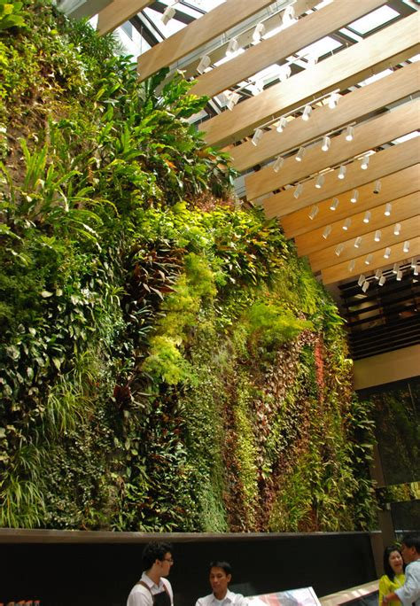 capitaland 6 battery road rainforest rhapsody singapore