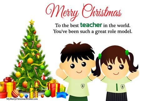 merry christmas wishes  teachers students   msg quotes