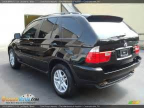 2006 bmw x5 3 0i jet black black photo 9 dealerrevs