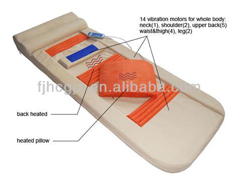 vibrating mattress pad for adults vibrating pad
