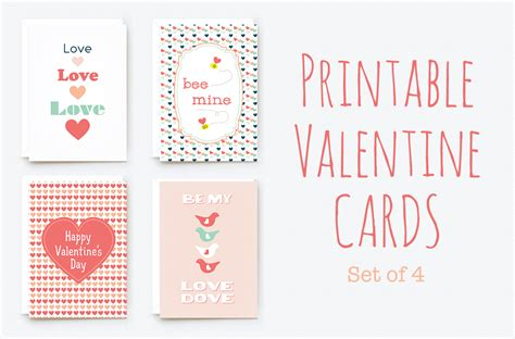 valentine cards templates free free download