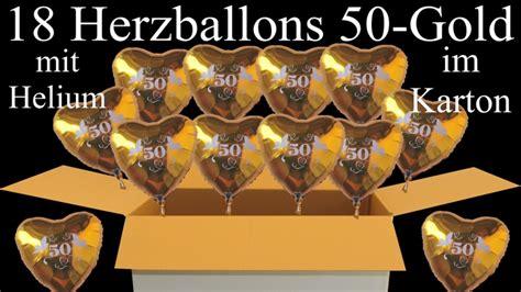 goldene dekoration ballonsupermarkt onlineshop de goldene hochzeit 18