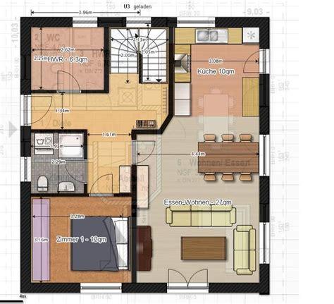 haus grundriss 9x10m grundrissideen f 252 r efh 140 m2 seite 11 erfahrungen