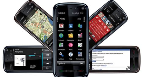 Nokia Mobile Touch Screen by Nokia 5800 Xpressmusic Nokia S Touch Screen Mobile Based