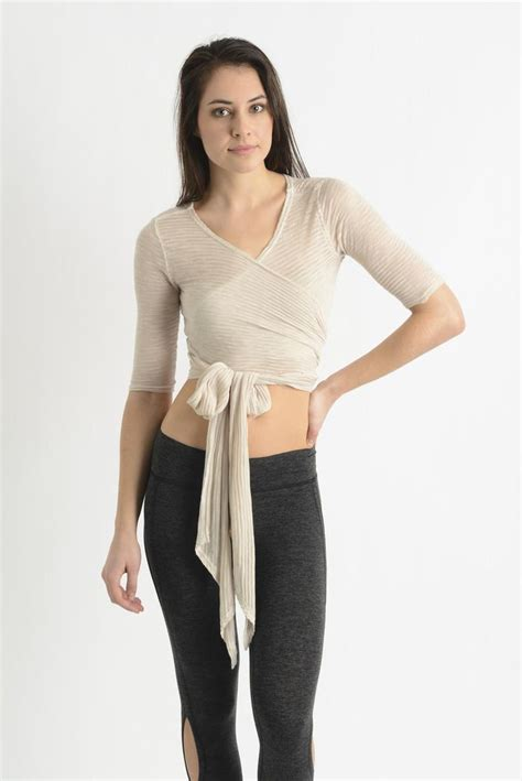 Gisell Top free movement wrap top tops wrap tops and free