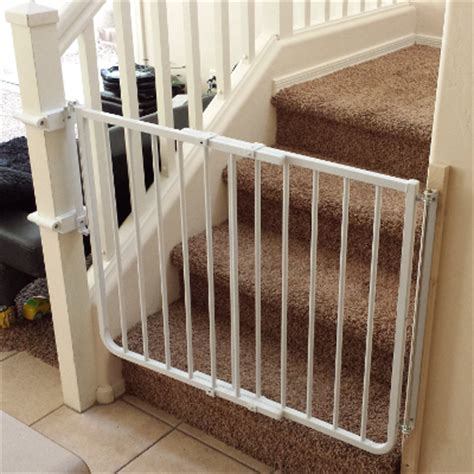 Top Of Stairs Banister Baby Gate Baby Safety Gate Top And Bottom Of Stairs Phoenix Az