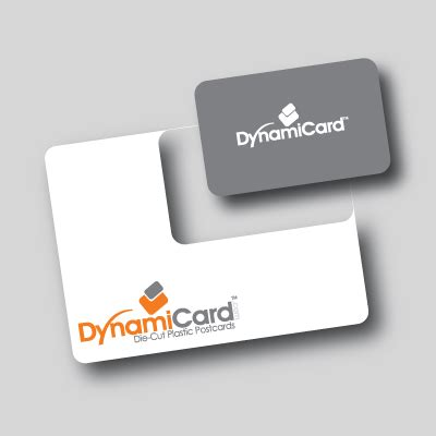 Standard Gift Card Size - standard size postcard gift card dynamicard