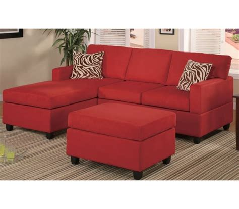 microfiber reversible chaise sectional sofa 1000 images about reversible sofa w chaise on pinterest