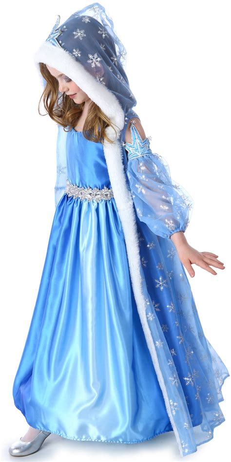 Princess Cape Cinderella buy icelyn winter princess dress and cape