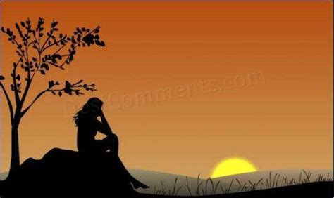 wallpaper lonely girl sitting alone girl sitting alone desicomments com