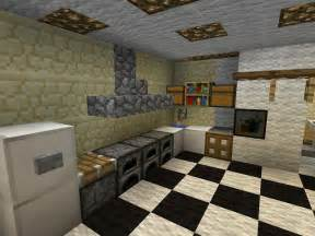 Minecraft Furniture Kitchen by Kitchens In Minecraft Homes Decoration Tips