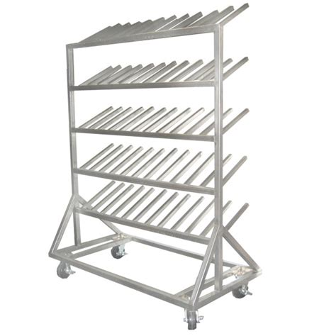 Metal Boot Rack by Catalog Stainless Steel Mobile Boot Rack 30 Mpbs