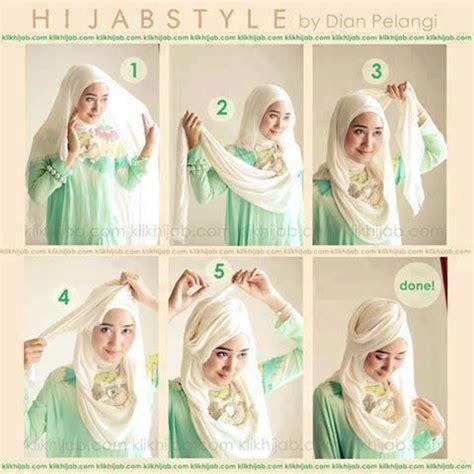tutorial berhijab ala elzatta amazing tutorial for dian pelangi hijab styles top pakistan