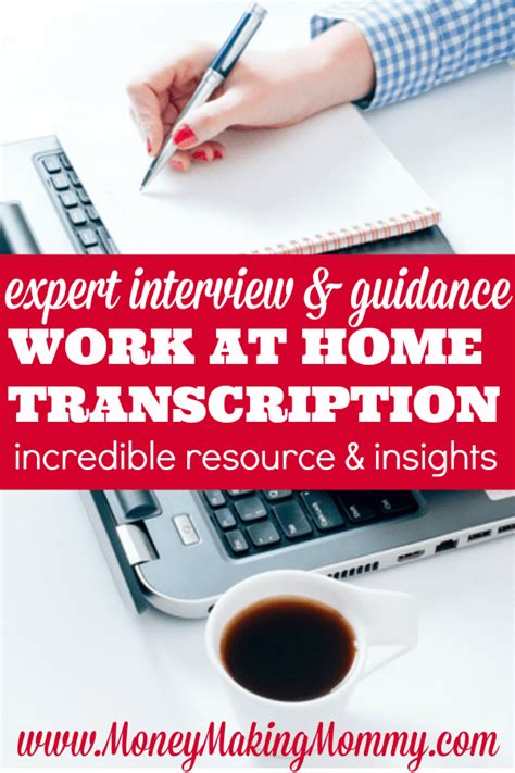 start your at home transcription career today expert