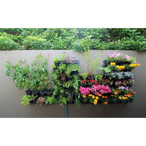 Holman Greenwall Vertical Garden Kit Wish List Vertical Wall Garden Kits