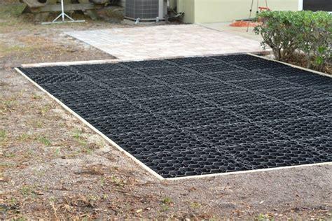 patio paver base paver base panels ultrabasesystems