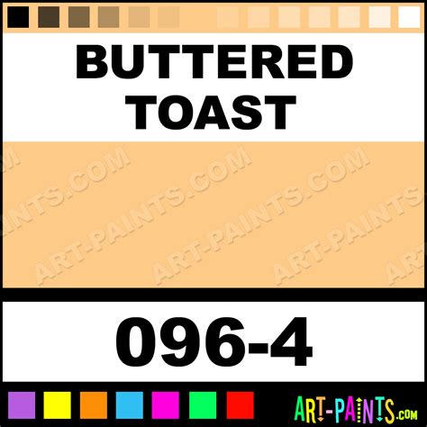 buttered toast ultra ceramic ceramic porcelain paints 096 4 buttered toast paint buttered