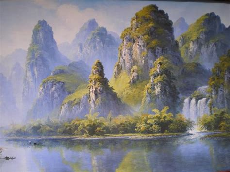 rio lijiang oleo picture  china expedition tours