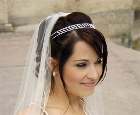 Wedding Hairstyles With A Tiara by Stunning Hairstyles With Tiaras For Brides She Said