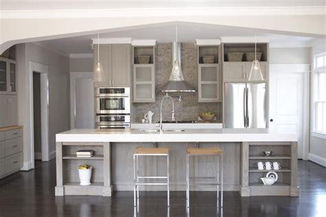 Astonishing Grey Kitchen Cabinets: The Futuristic Color