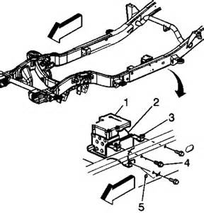 Service Brake System On 2003 Yukon 2003 Gmc Yukon Xl Service Brake System Myideasbedroom