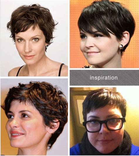 fat face pixie cut pixie cut for fat faces hairstylegalleries com