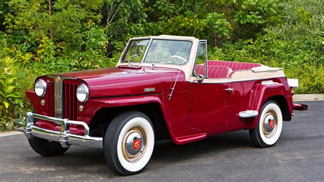 1949 willys jeepster 1949 willys jeepster f131 harrisburg 2017