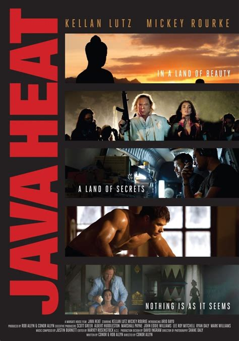 Java Heat 2013 Java Heat Dvd Release Date September 17 2013