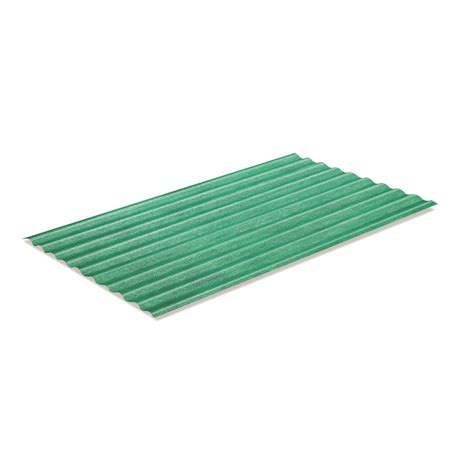 Panel Fiberglass shop sequentia 26 in x 12 ft corrugated fiberglass roof panel at lowesforpros