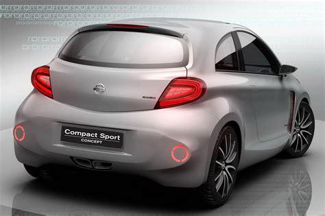 compact nissan shanghai auto show nissan s 190hp compact sport concept