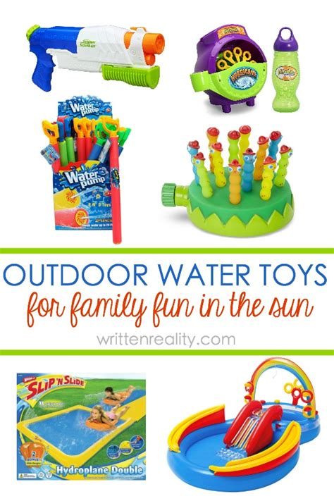 best water toys for backyard best outdoor water toys written reality