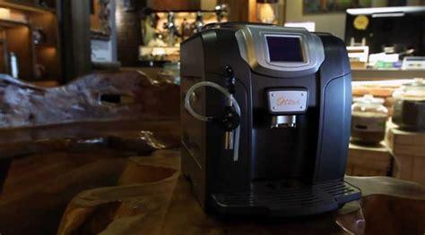 tentang mesin kopi otomatis  perawatannya majalah otten coffee