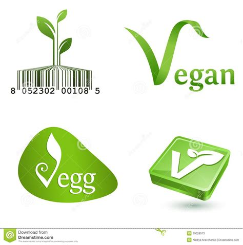 vegetarian symbols stock photos image 19028573