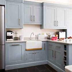 Blue Gray Kitchen Cabinets The White House On The Seaside Blues In The Sea