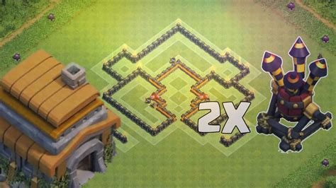 layout cv 6 guerra youtube melhor layout de farm guerra push cv 6 com 2 defesas