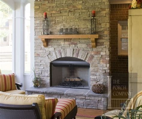 stone fireplace design pin by sara on fireplace re do pinterest