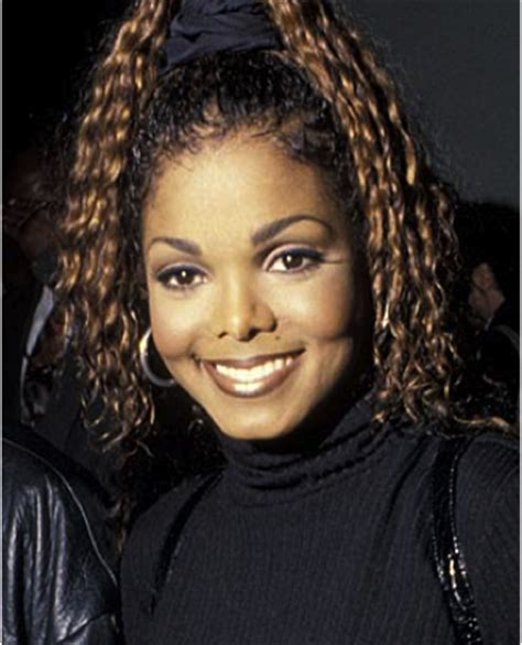 90 year old black hair styles janet jackson 90s makeup le blow