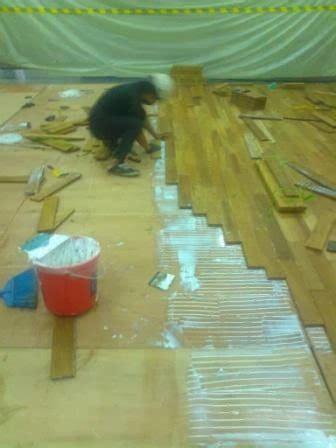 Multiplek Tahun persiapan pemasangan lantai kayu harga lantai kayu parket