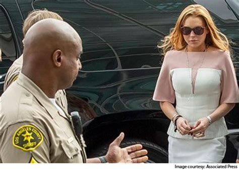 Is Going To Leave Rehab Early by Lindsay Lohan To Go Into Hiding Post Rehab Ndtv