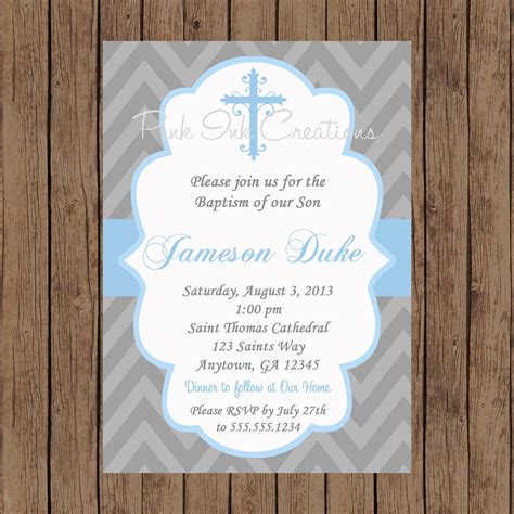 boy christening invitations template catholic baptism invitation wording sles baptism