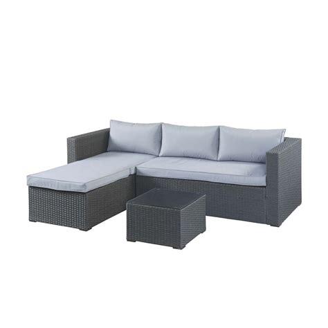 3 seater rattan sofa alexandria rattan effect 3 seater corner garden sofa set