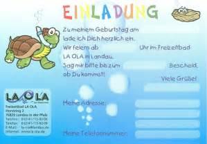 geburtstagseinladung schwimmbad einladungskarten kindergeburtstag einladung zum paradies